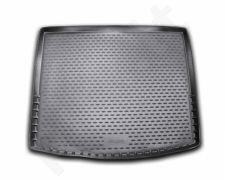 Guminis bagažinės kilimėlis KIA Sorento 2009-2012 (folded 3th row) black /N21030