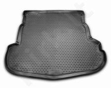Guminis bagažinės kilimėlis MAZDA 6 sedan 2007-2012  black /N24017