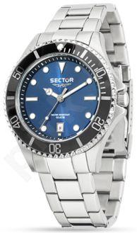 Laikrodis SECTOR   235   Blue Dial/apyrankė