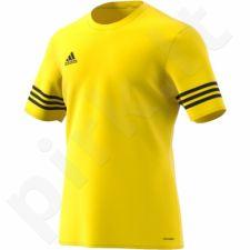 Marškinėliai futbolui Adidas Entrada 14 Junior F50484