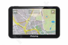 Palydovinė navigacijos Peiying PY-GPS5014  žemėlapio