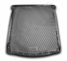 Guminis bagažinės kilimėlis MAZDA 6 sedan 2012-> black /N24018