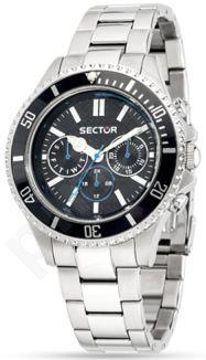 Laikrodis SECTOR   235 Multi Black Dial/apyrankė