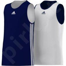 Marškinėliai krepšiniui adidas Team Reversible Jer Jr G90297