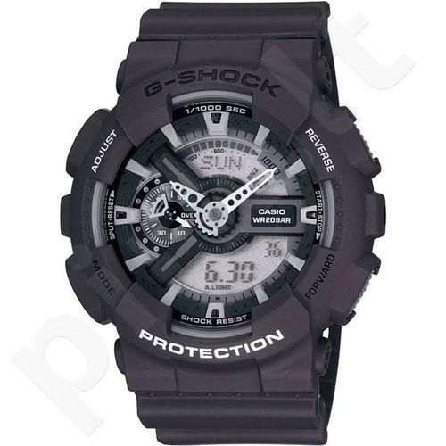 Casio G-Shock GA-110C-1ADR vyriškas laikrodis-chronometras