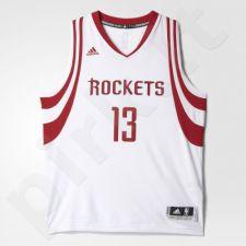 Marškinėliai krepšiniui Adidas Swingman Houston Rockets James Harden M AL6881