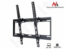 Maclean MC-604 TV Wall Mount Bracket LCD LED Plasma 32'' - 52'' 35kg High Qualit
