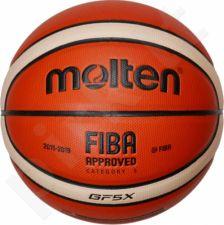 Krepšinio kamuolys competition BGF5X-X FIBA sint. oda