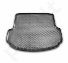 Guminis bagažinės kilimėlis KIA Sorento 2012-2015  (5 seats) black /N21032