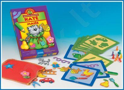 Žaidimas Katė maiše