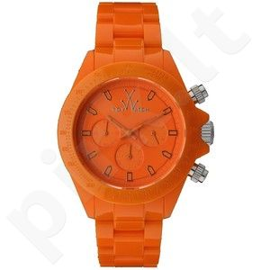 Laikrodis TOY   MONOCHROME chronografas ORANGE