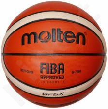 Krepšinio kamuolys competition BGF6X-X FIBA sint. oda