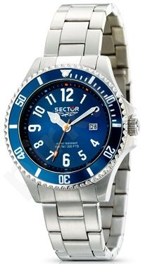 Laikrodis Sector   230 Marine.   and multifunction.   .