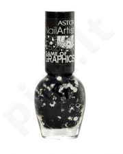 Astor Nail Artist, kosmetika moterims, 6ml, (001 Glitter)
