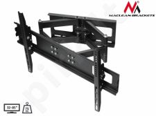 Maclean MC-564 TV Wall Mount Bracket 3D LCD LED Plasma 32'' - 85'' 75kg
