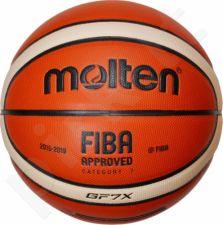 Krepšinio kamuolys competition BGF7X-X FIBA sint. oda