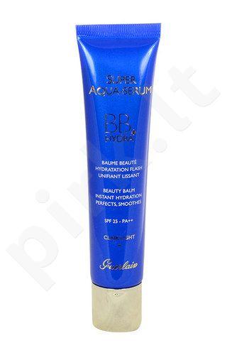 Guerlain Super Aqua-serumas BB Hydra SPF25, kosmetika moterims, 40ml, (Medium)