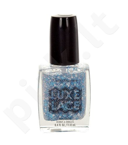 Sally Hansen Luxe Lace Nail Color, kosmetika moterims, 11,8ml, (820 Crochet)