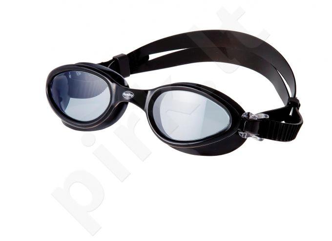 Plaukimo akiniai FORCE 4139 20 black