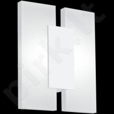 Sieninis / lubinis šviestuvas EGLO 96042 | METRASS 2