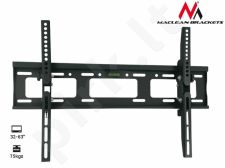 Maclean MC-565 TV Wall Mount Bracket LCD LED Plasma 32'' - 85'' 75kg