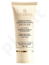 Collistar Supermoisturizing Foundation SPF10, kosmetika moterims, 30ml, (2)