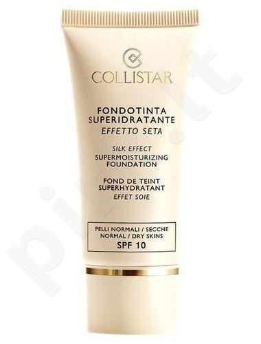 Collistar Supermoisturizing Foundation SPF10, kosmetika moterims, 30ml, (2)