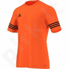 Marškinėliai futbolui Adidas Entrada 14 Junior F50488