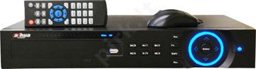 IP Network recorder 16ch NVR7416-16P