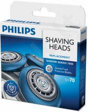 Atsarginiai peiliukai PHILIPS SH70/50