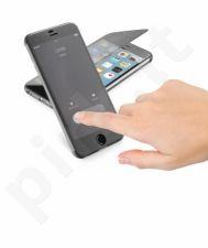Apple iPhone 6/6S Plus atverčiamas dėklas Touch Cellular juodas