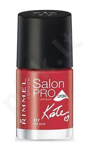 Rimmel London Salon Pro Kate, nagų lakas,  kosmetika moterims, 12ml, (128 Mistify Me)