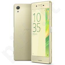 Telefonas Sony Xperia X F5121 laimo/auksinis