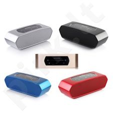 Touch screen, Bluetooth speaker, 2x8W