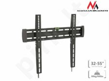 Maclean MC-643 Ultra Slim TV Wall Mount Bracket LCD LED Plasma Flat Curved 32-55