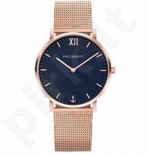 Moteriškas laikrodis Paul Hewitt PH-SA-R-St-B-4S