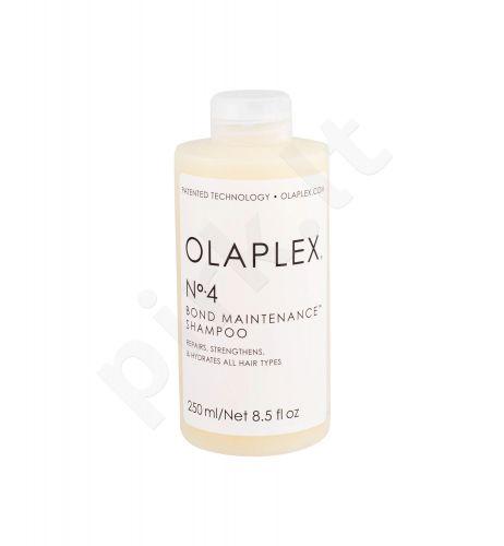 Olaplex Bond Maintenance, No. 4, šampūnas moterims, 250ml