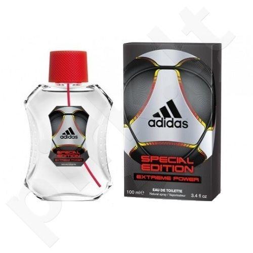 Adidas Extreme Power, tualetinis vanduo (EDT) vyrams, 100 ml