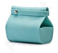 Silikoninis maišelis maistui FoodBag, mėlynas