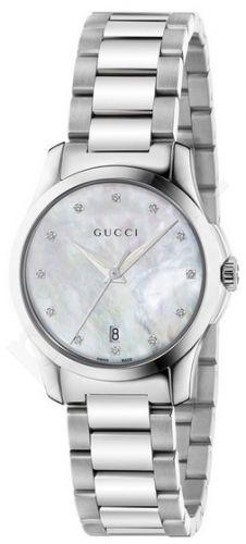 Laikrodis GUCCI G-TIMELESS S /S MOP DIAL