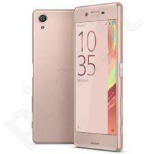 Telefonas Sony Xperia X F5121 rožinis/auksinis