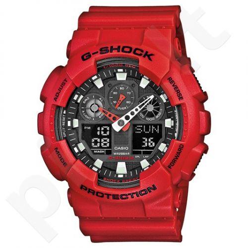 Vyriškas laikrodis Casio G-Shock GA-100B-4AER