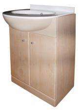 Vonios kambario spintelė su praustuvu F1000314