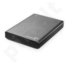 External wireless HDD Seagate Wireless Plus 500GB, WiFi/USB3.0