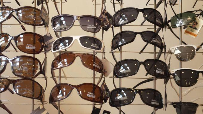 Poliarizuoti akiniai nuo saulės
