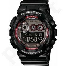 Casio G-Shock GD-120TS-1ER vyriškas laikrodis-chronometras