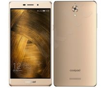 Telefonas Coolpad Modena 2 E502 Y83-U00 auksinis