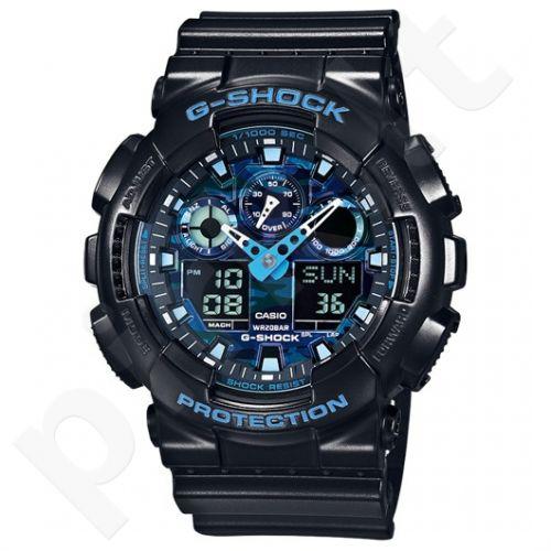 Vyriškas laikrodis Casio G-Shock GA-100CB-1AER