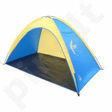 Palapinė pliažui Best Camp Tiwi mėlynas /15101