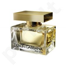 Dolce&Gabbana The One, Eau de Parfum moterims, 75ml, (testeris)